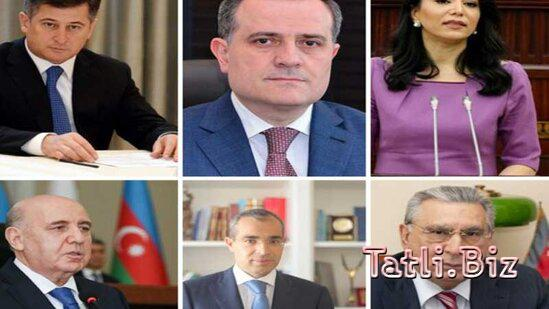 Azərbaycanda qohum olan məmur və deputatlar (SİYAHI)